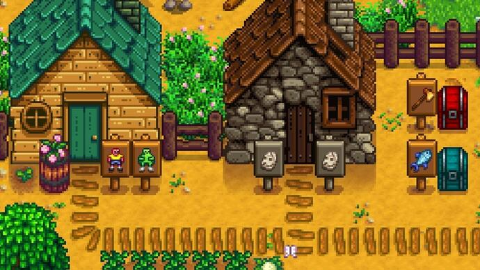 """Stardew Valley creator says new multiplayer features are """"done"""", still hopeful of springbeta"""