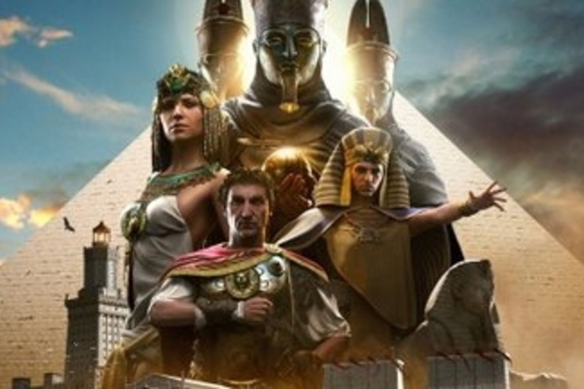 Assassin S Creed Origins Adds New Game Plus Today With A Secret New Reward Eurogamer Net