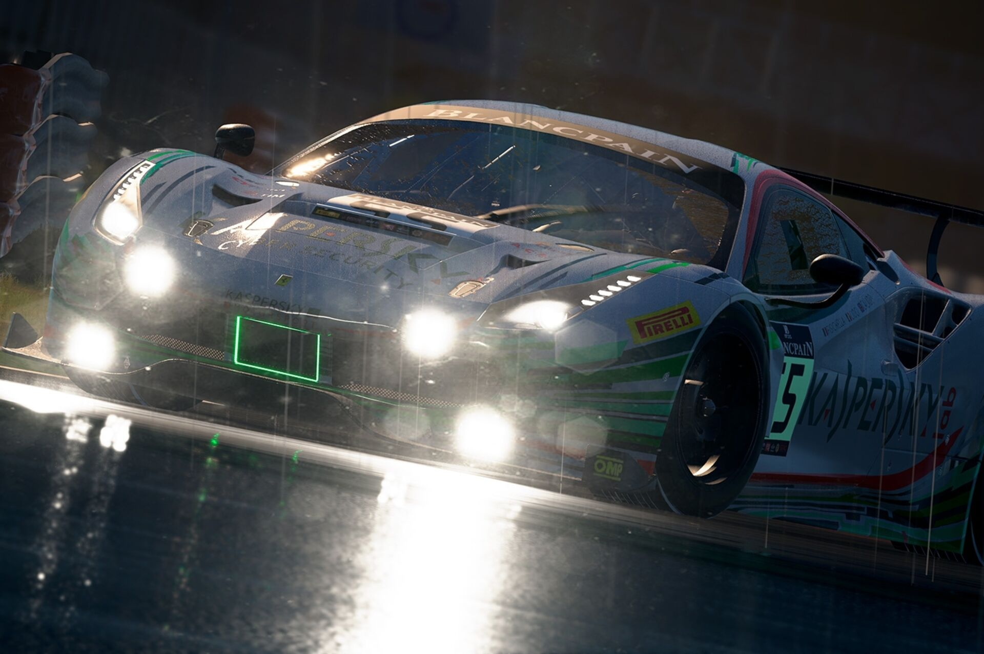 The new Assetto Corsa bags the Blancpain GT licence • Eurogamer net