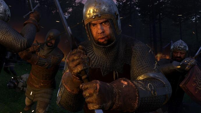 Kingdom Come Deliverance on PC offers huge upgrades over console