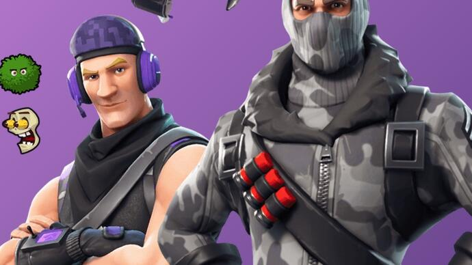 Fortnite's jetpacks delayed, Epic launches Twitch Prime exclusive cosmetics and heroes