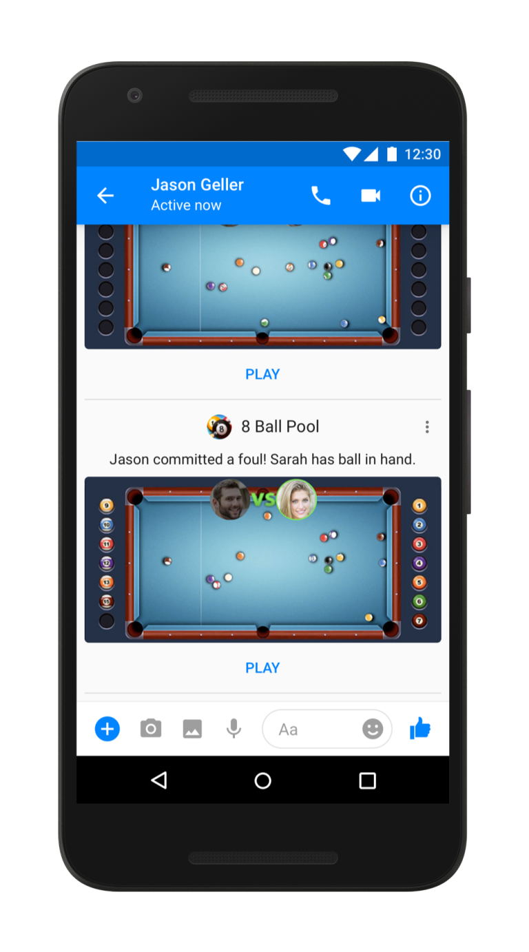 Six things you need to know about Messenger Games