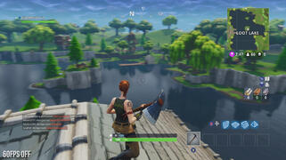 Xbox One 60fps Off