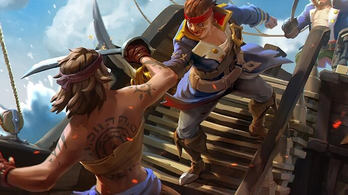 There's another Sea of Thieves beta-style Scale Test happening this weekend