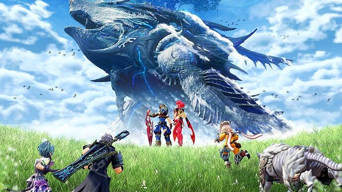 "Xenoblade Chronicles 2: disponibile la nuova patch che introduce la modalità ""Advanced New Game"""