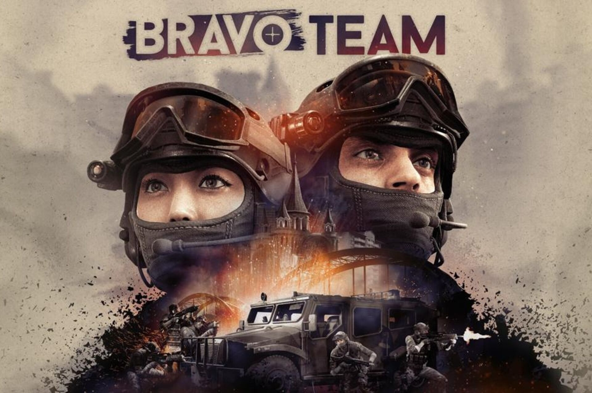 Bravo Team review - an astonishingly bad VR shooter from a team that should  know better 5c5876158