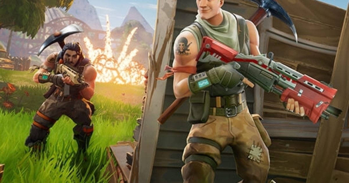 Fortnite Challenges How To Cope With The Challenges Of Week 2