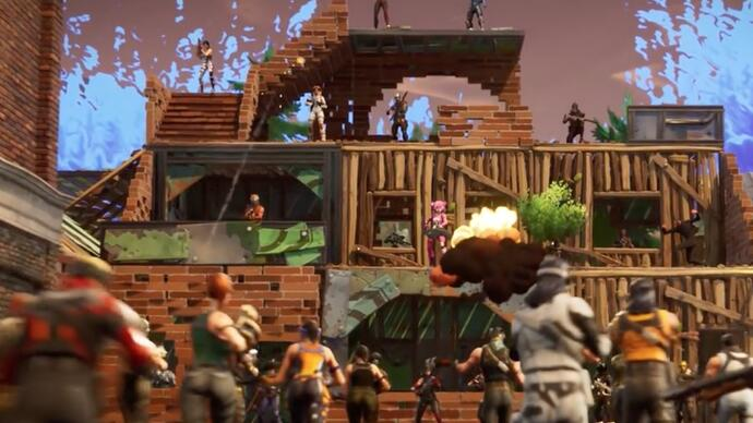 Fortnite's new Teams of 20 limited time event launches tomorrow