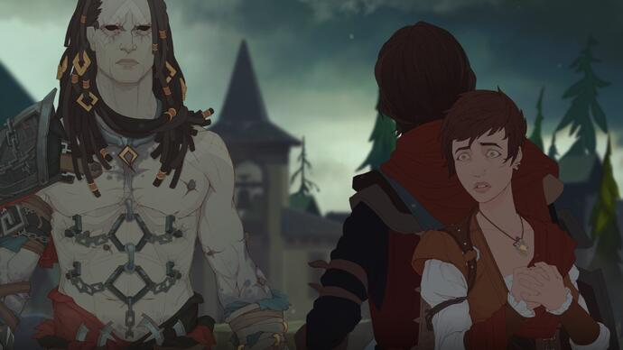 Banner Saga-inspired Ash of the Gods launches on PC this month, later this year onconsoles