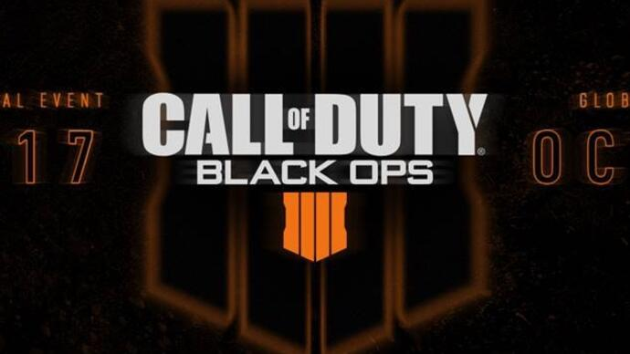 Call of Duty: Black Ops 4 announced, out before Red Dead Redemption 2