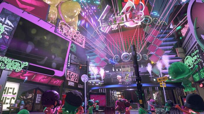 Playable Octolings are coming to Splatoon 2 in first paid expansion