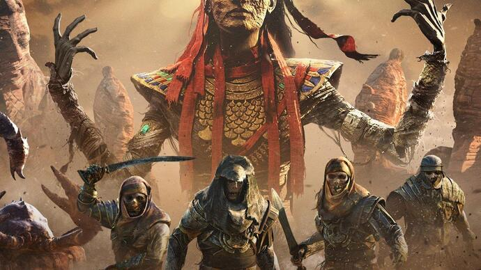 Assassin's Creed Origins: The Curse of the Pharaos review - Mijn hemel