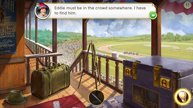 Stories that unfold over time have been key to retaining users in hidden object titles like June's Journey, and Wooga this can be applied to other genres