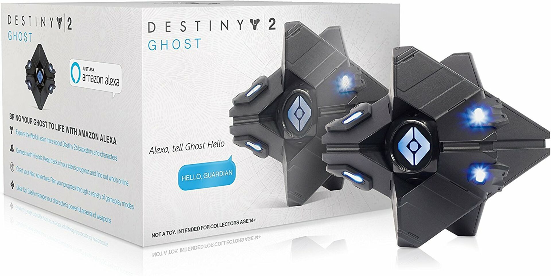 Jelly Deals: Destiny Ghost Alexa Speaker discounted to £23