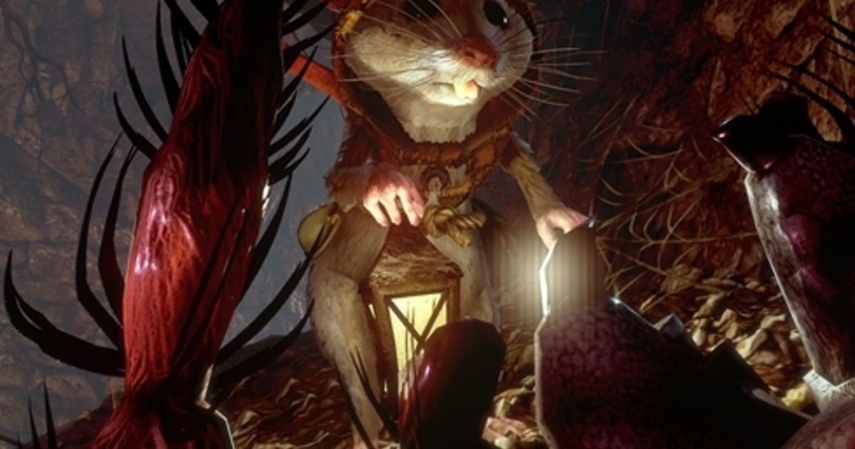 ghost of a tale review   a creature castle fantasy with
