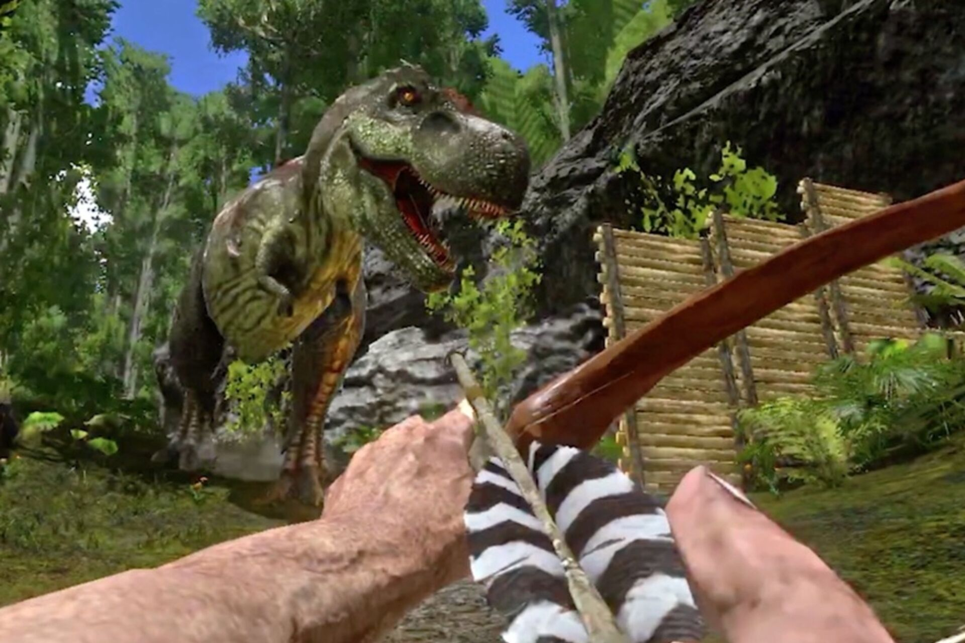 Ark: Survival Evolved is bringing online dinosaur survival to iOS