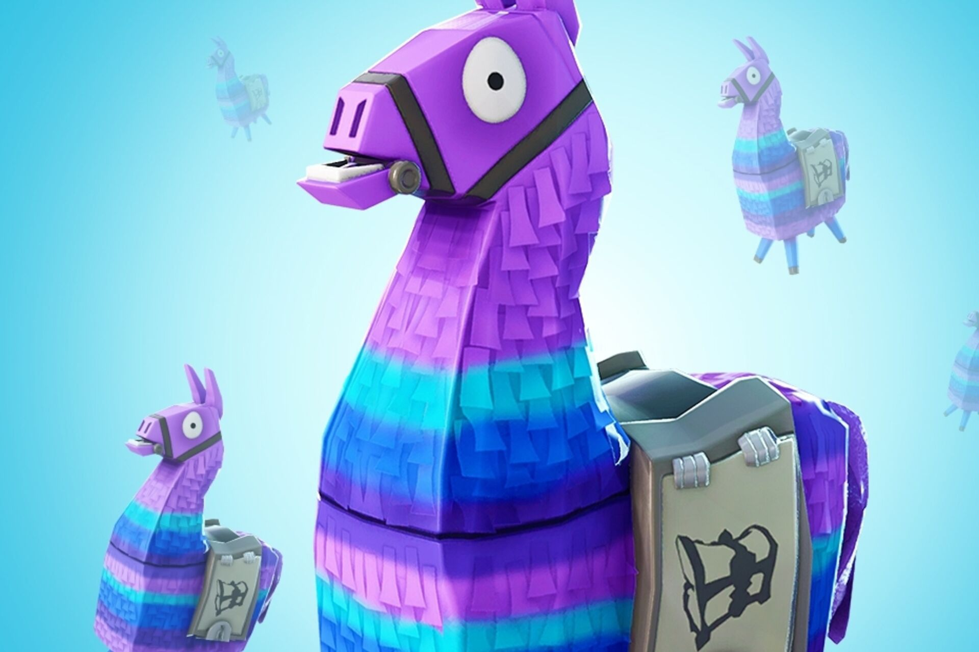 fortnite s latest update introduces generous llama piñatas remote