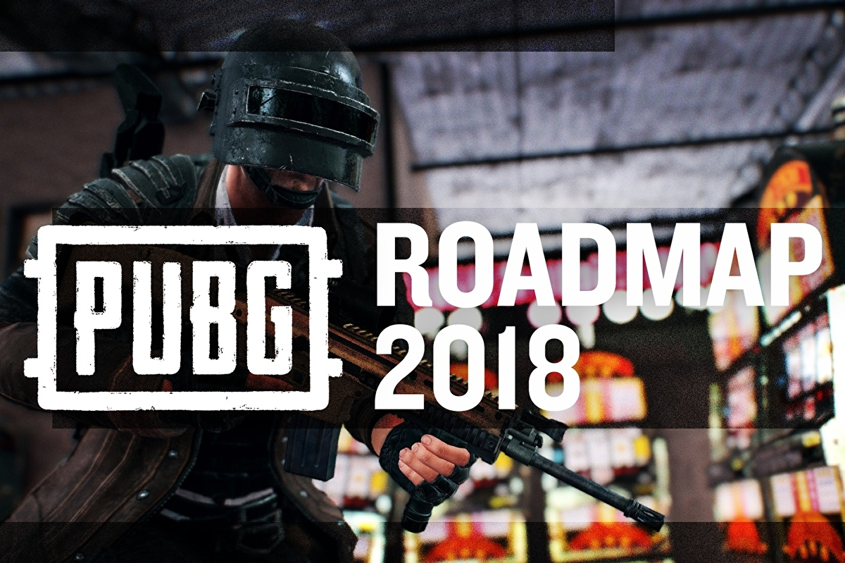 PUBG roadmap explained - all the new features and updates coming in