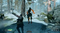 Per-object motion blur is featured prominently throughout the game enhancing the fluidity of the already excellent animation work.