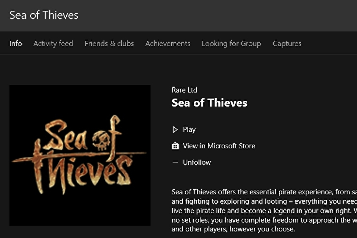 Sea of Thieves installation - unlock times, how to download Sea of
