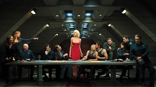 Popular sci-fi show Battlestar Galactica is just one of five world-famous IP that developers are free to use for the competition