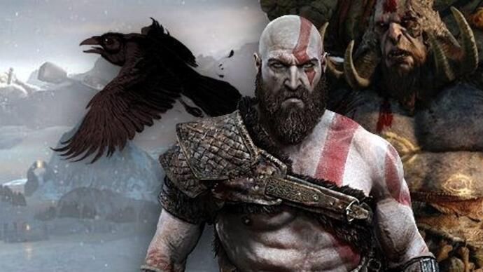 Vê gameplay de God of War a 4K na PS4 Pro