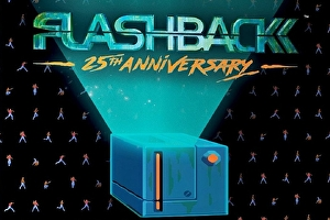 Flashback 25th Anniversary ha una data di lancio su Nintendo Switch