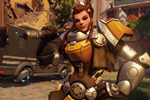 Brigitte è ora disponibile in Overwatch