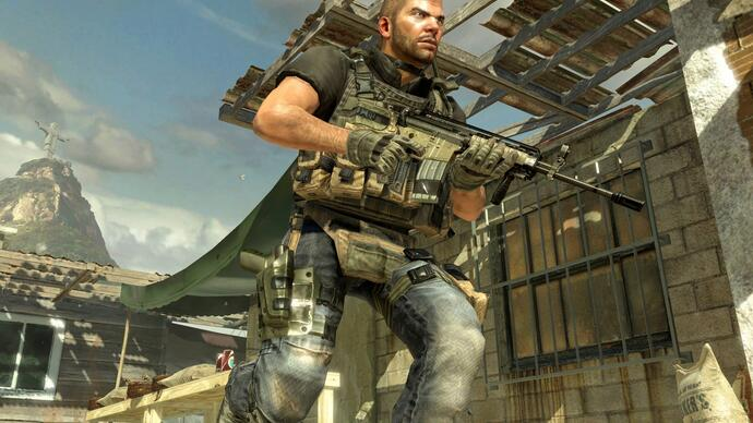 Call of Duty: Modern Warfare 2 Remastered is real, doesn't havemultiplayer