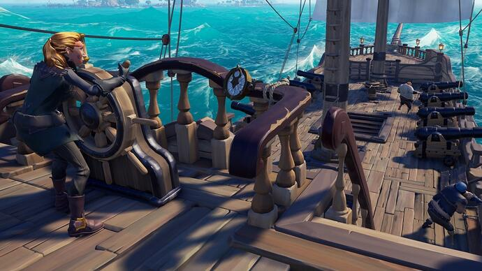 Rare addresses Sea of Thieves' launch issues in new developer video
