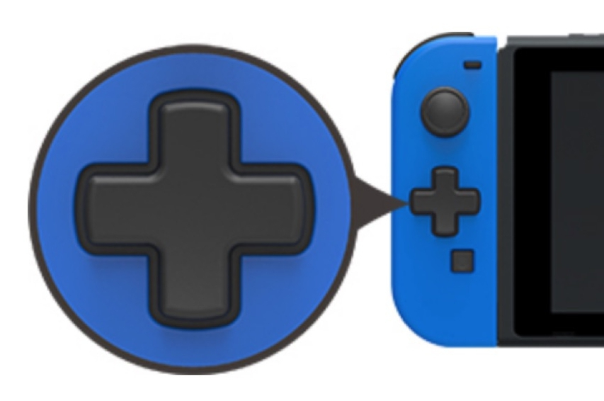 Japanese Peripheral Company Hori Is Making A Switch Joy Con With D Pad