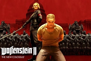 Wolfenstein II: The New Colossus per Switch sarà mostrato al