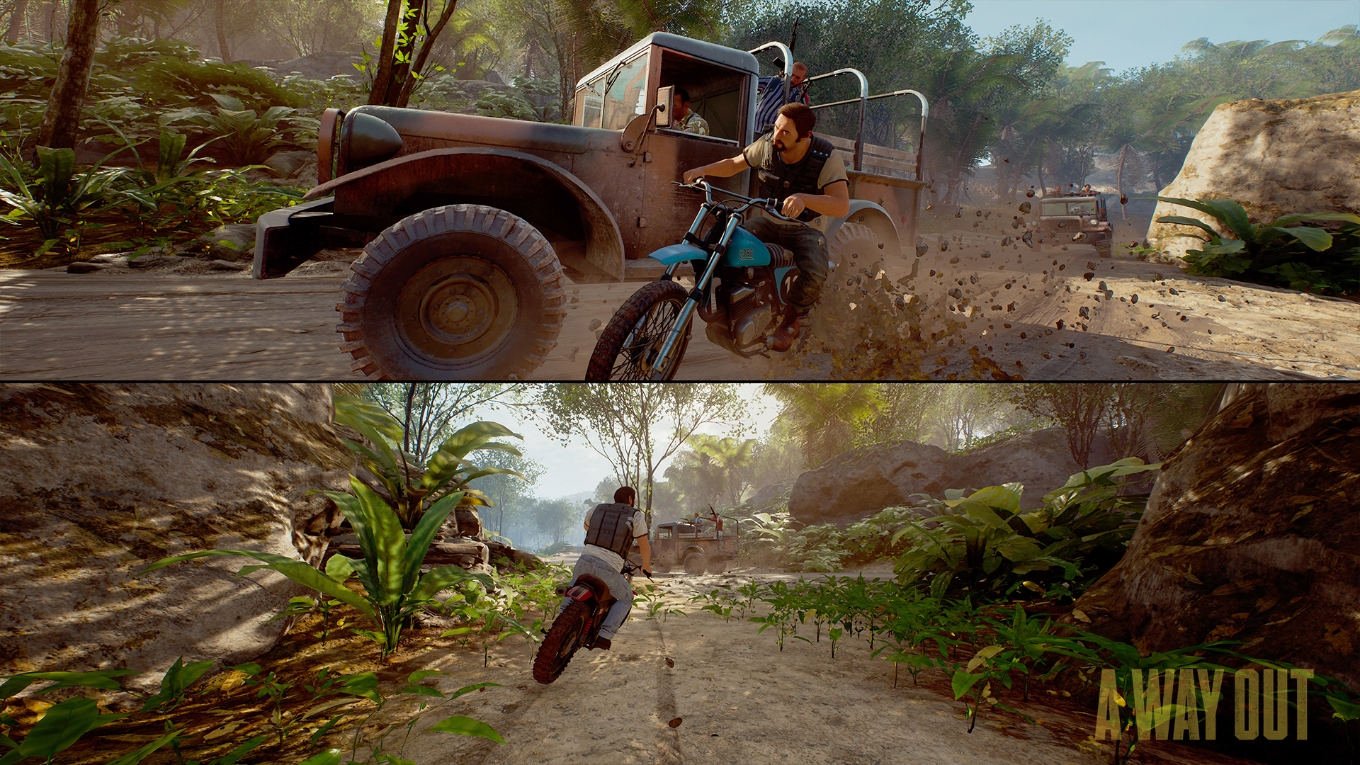 A Way Out mixes up various gameplay mechanics, perspectives and more to  deliver a co