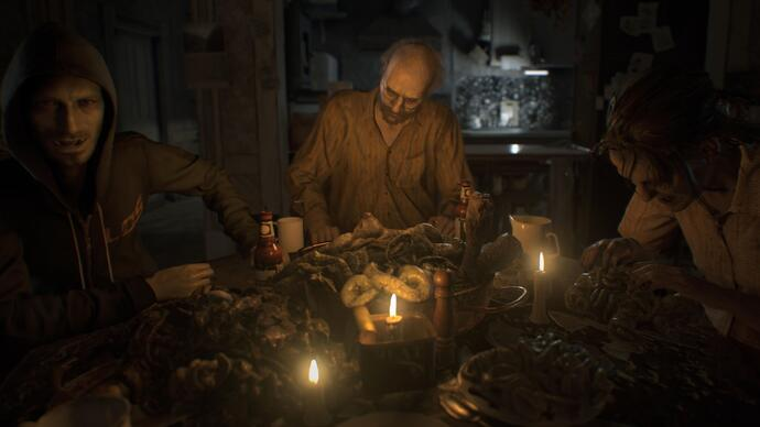 Resident Evil 7 finally gets Xbox One X enhancements in long-awaited newupdate