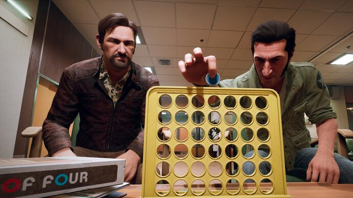 A Way Out review - humdrum crime with a co-optwist