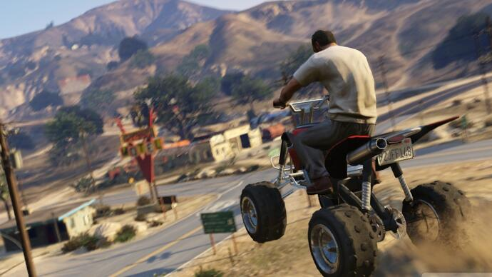 Grand Theft Auto Online update bant pc spelers