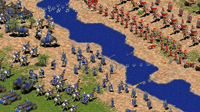 Microsoft was compelled to alter history in the original Age of Empires in order to secure a release in Korea, a key market for RTS titles