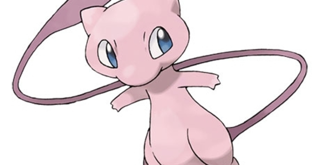 Pok 233 Mon Go Mew Event Steps How To Unlock Mythical