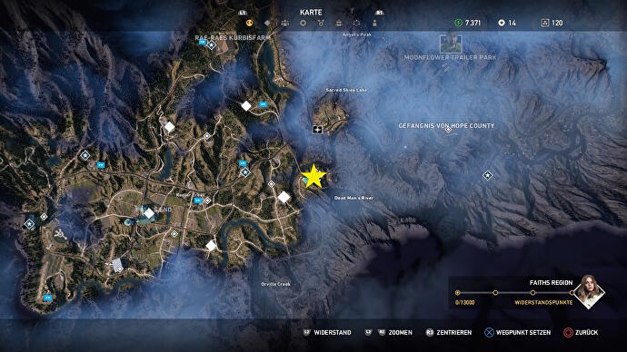 far cry 5 how to climb the statue