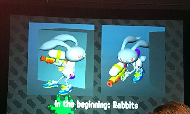 Splatoon: The Rabbit era