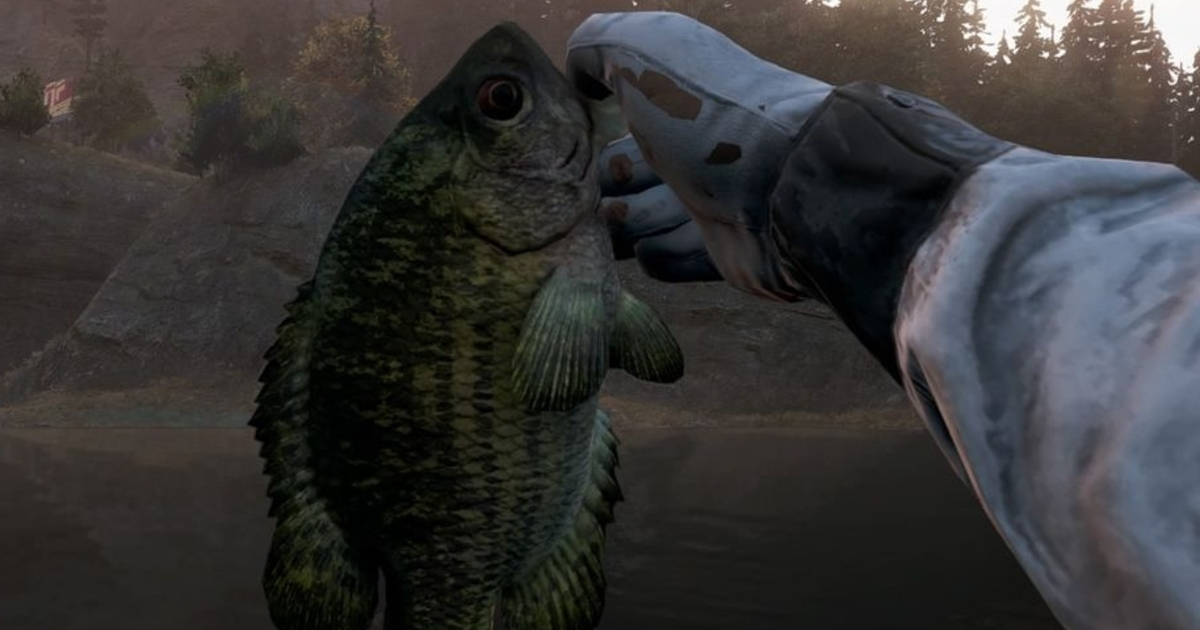 Far cry 5 fishing how to fish where to unlock all for How to become a fishing guide