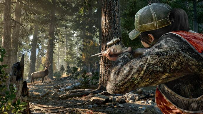 Far Cry 5 impresses on all consoles - but it's extra special on Xbox One X