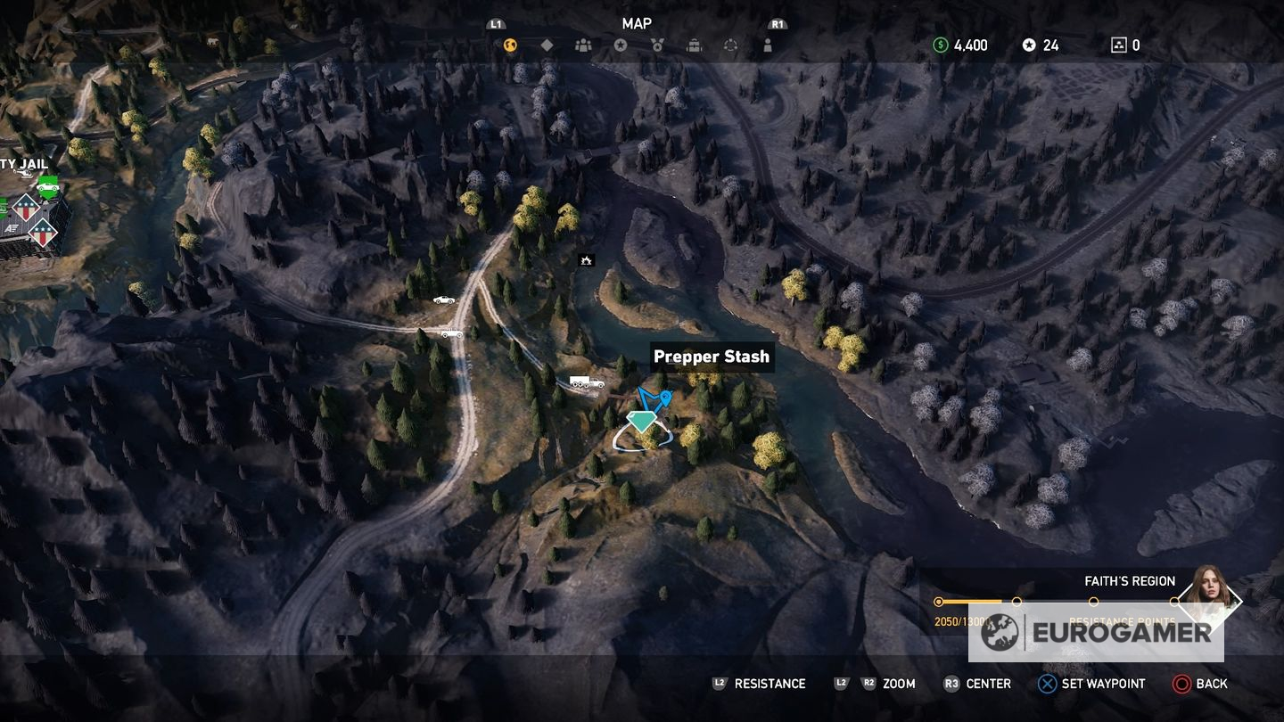 how to loot looting trucks far cry 5