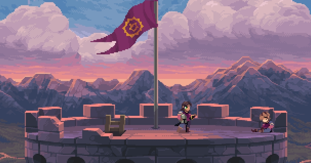 Procedurally generated, Metroidvania-style platformer Chasm finally launches this summer