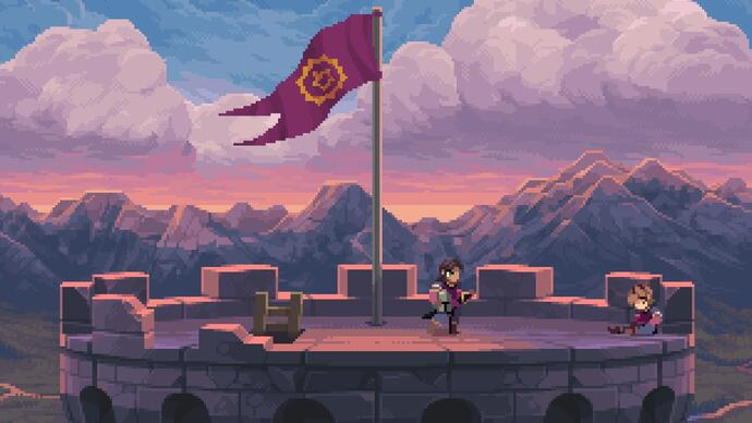 Procedurally generated, Metroidvania-style platformer Chasm finally launches thissummer