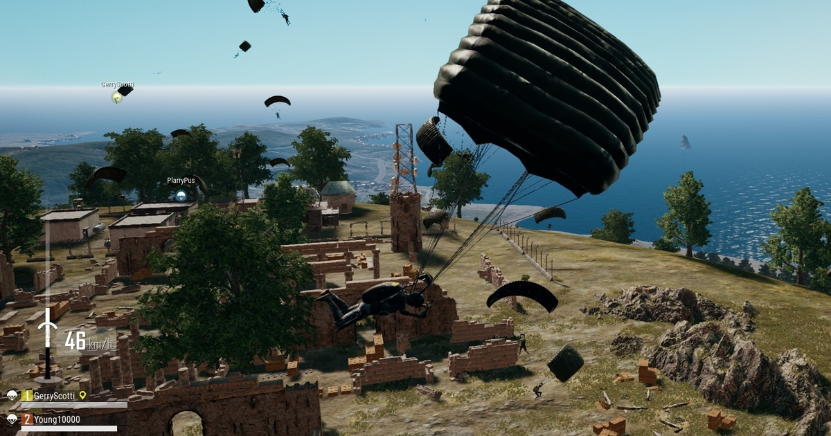 This Weekend S Pubg Event Mode Is War: PUBG Now Has A Deathmatch-style War Mode, But There's A