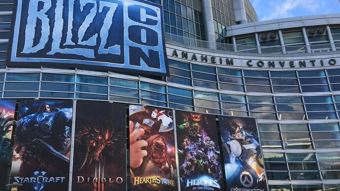 Blizzard announces November dates for this year'sBlizzCon