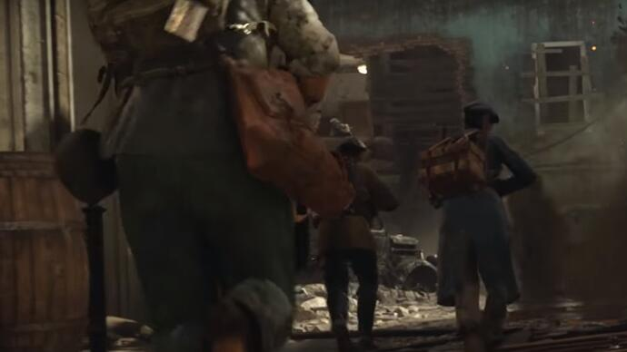 Big new Call of Duty: WW2 update adds unlimited sprint, overhaulsdivisions