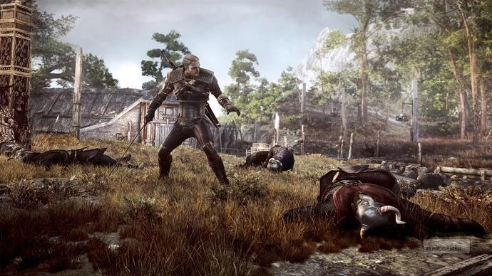 The Witcher 3: finalmente disponibile la patch per l'HDR su PS4