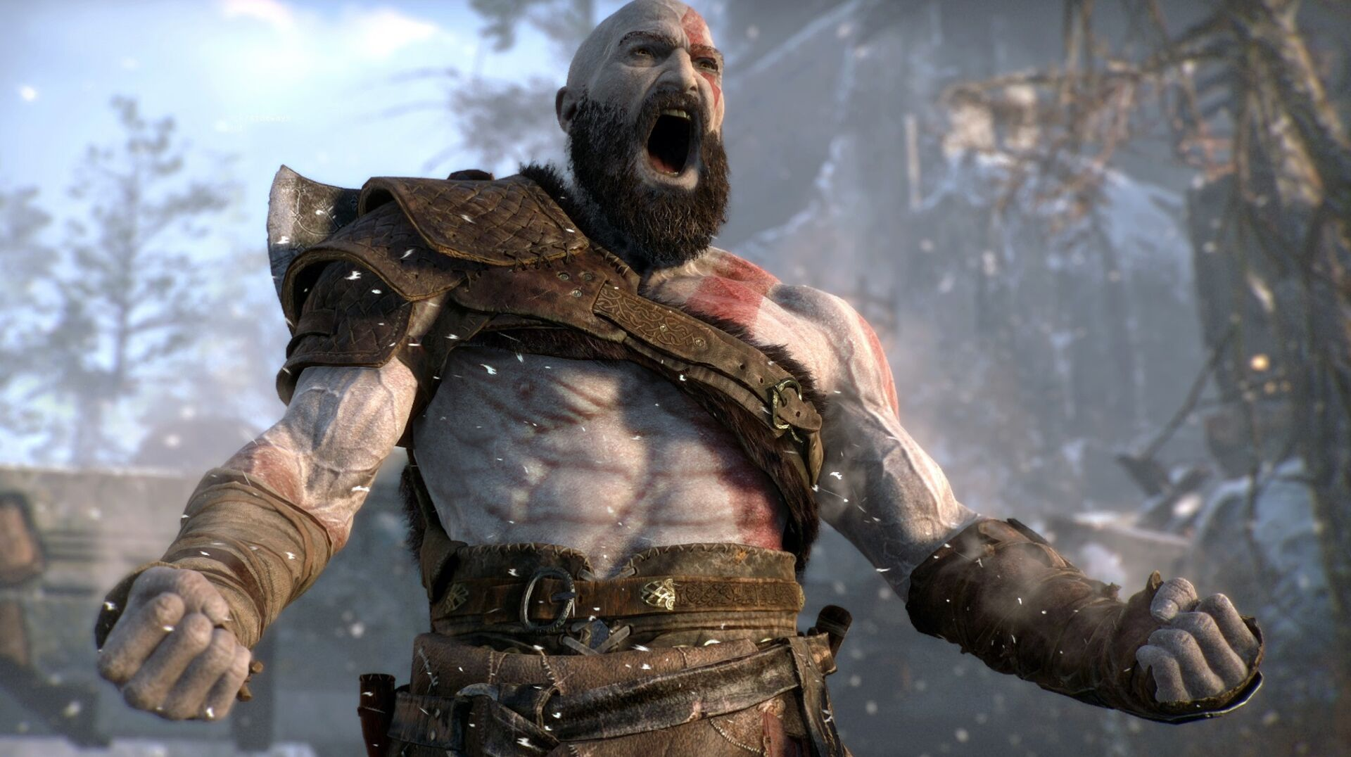 God Of War Review Astonishing Technological Craft In The